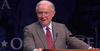 jeff sessions lock her up