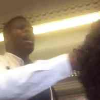 Man Threatened to Stab Every Gay Person on Train Headed Home from Pride Festival: VIDEO