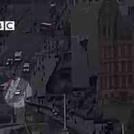 Car Slams into Pedestrians Outside London's Parliament in Suspected Terrorist Attack: VIDEOS