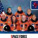 space force swastika