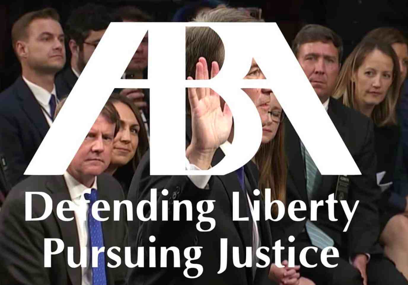 american bar association kavanaugh