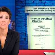 Rachel Maddow: Why Are Republicans So Desperate to Not Have the FBI Investigate Brett Kavanaugh's Alleged Sexual Assault? — WATCH