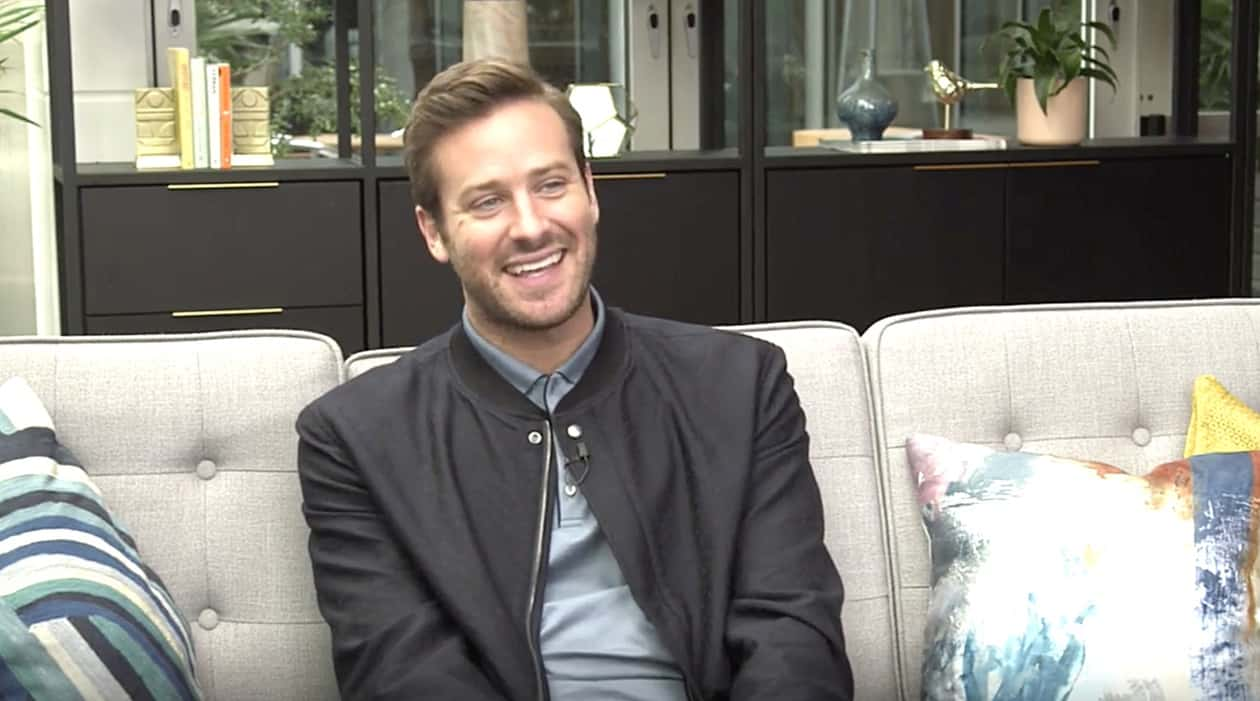 Armie Hammer teases highly-anticipated sequel to Call Me