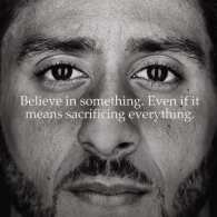 Nike Names Colin Kaepernick Face of 'Just Do It' Campaign, Prompting Trumpbots to Destroy Shoes and Apparel