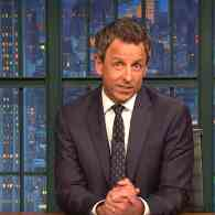Seth Meyers to Kavanaugh: Celibacy Doesn't Mean You Can't Sexually Assault Someone, 'Just Ask Thousands of Priests' – WATCH