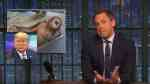 seth meyers monkey