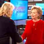 Murphy Brown hillary Clinton