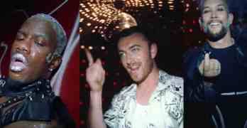 Sam Smith Promises video