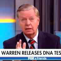 Lindsey Graham: I'm Taking the Cherokee DNA Test  Because 'I Think I Can Beat' Elizabeth Warren – WATCH