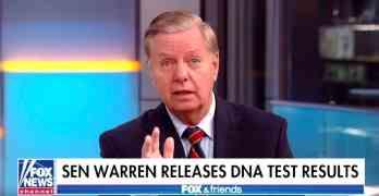 Lindsey Graham DNA