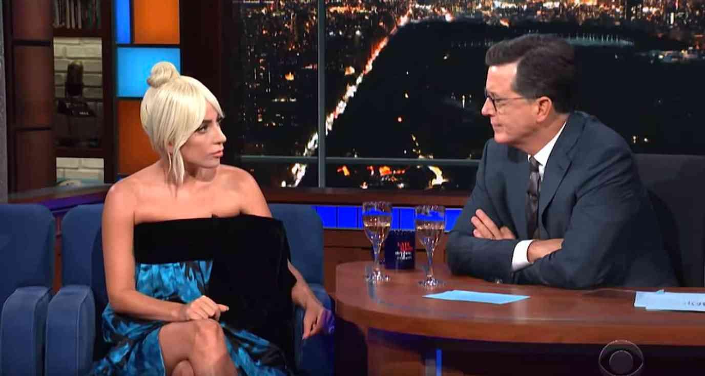 LAdy Gaga Christine Blasey Ford