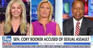 Laura Ingraham Cory Booker