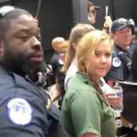 Comedian Amy Schumer Among More Than 300 Arrested at Kavanaugh Protest: VIDEOS