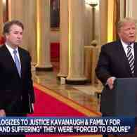 swearing in kavanaugh
