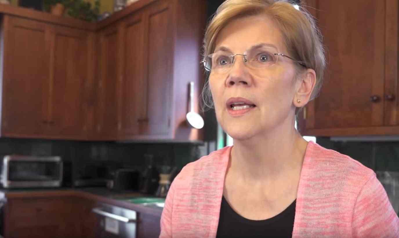Elizabeth Warren DNA Test