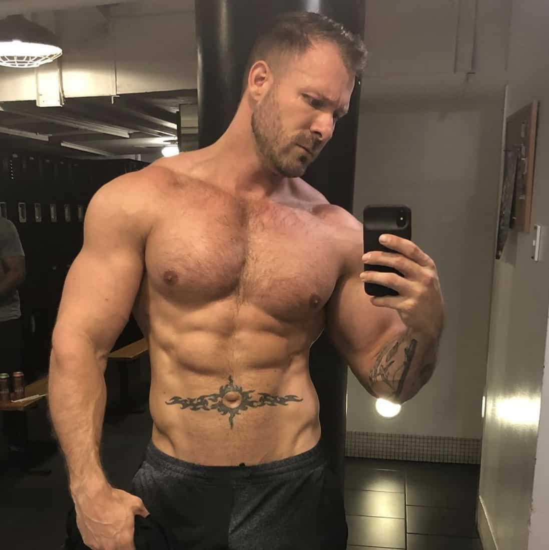 Randy gays hot romping