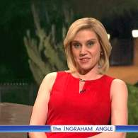 Kate McKinnon Laura Ingraham