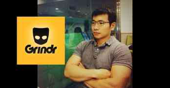 Scott Chen Grindr same-sex marriage
