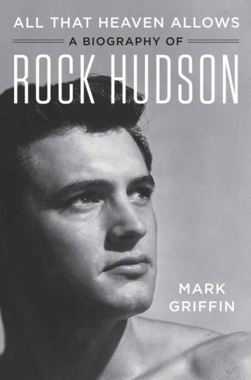 Rock Hudson biopic