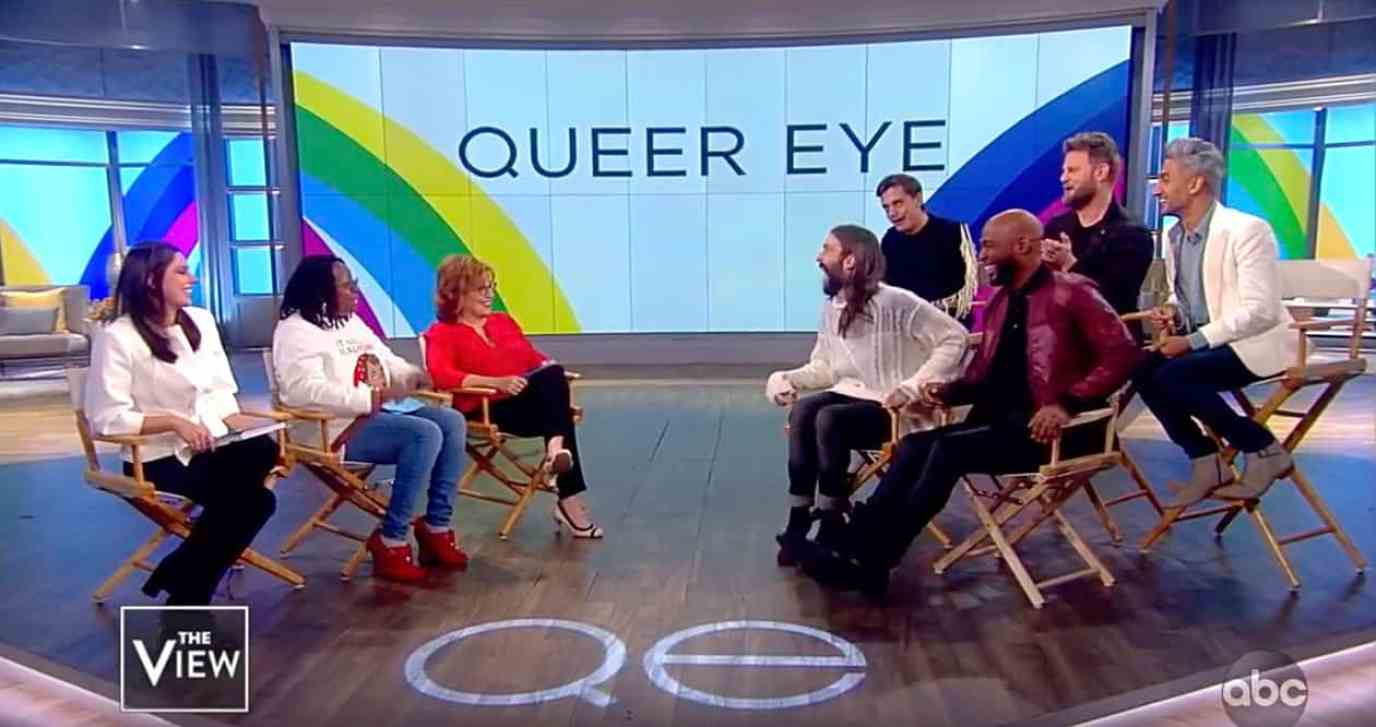 queer eye view