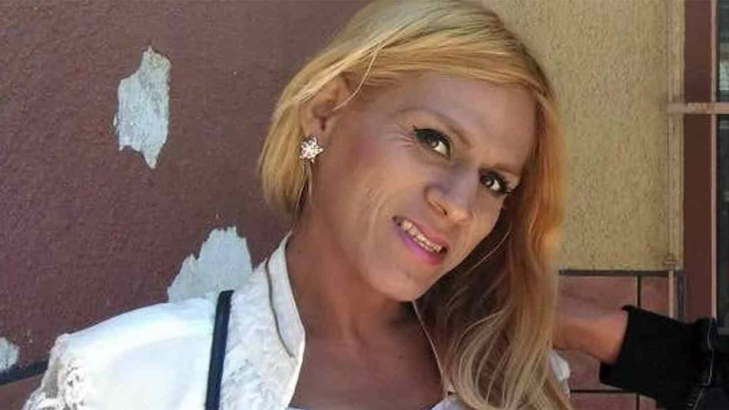 Roxsana Hernández Rodriguez ice custody