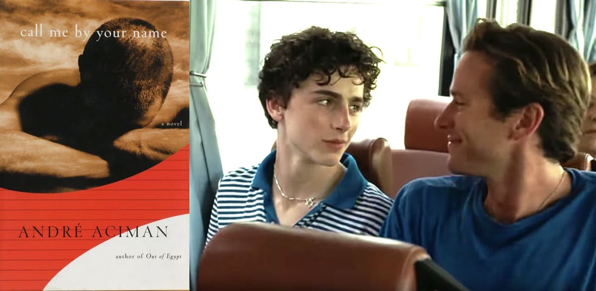 Andre Aciman sequel call me by your name