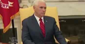 mike pence oval office