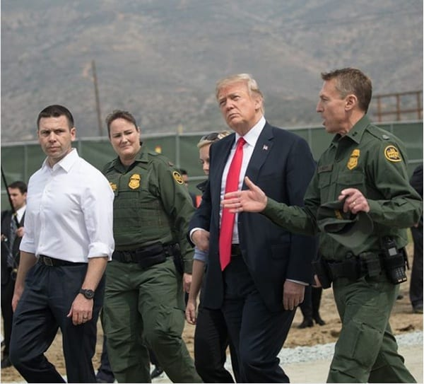 Donations to border wall GoFundMe to be refunded