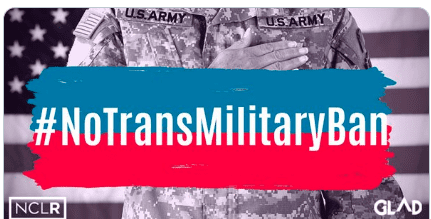 Appeals court sides with Trump's ban on transgender troops