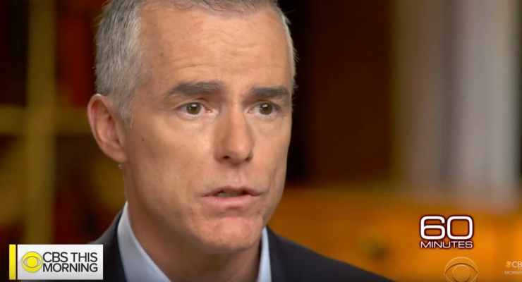 Andrew McCabe 25th amendment