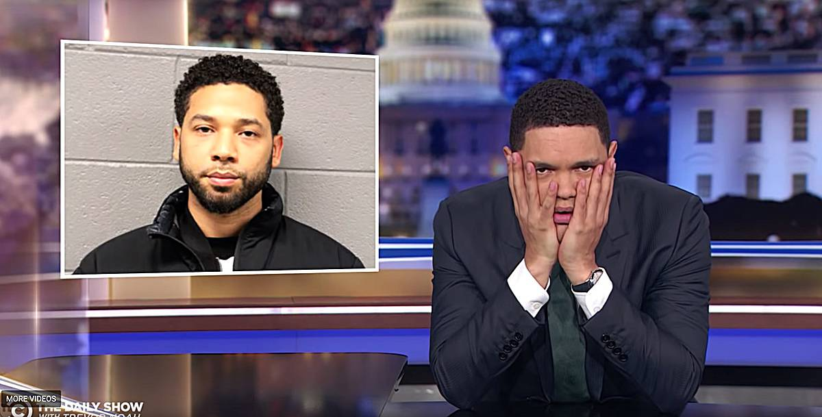 Jussie Smollett suspended from Empire after arrest