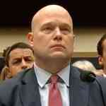 Matthew Whitaker testifies