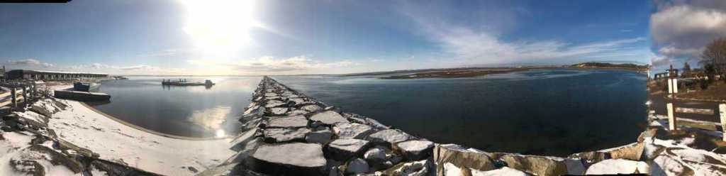 best time to visit provincetown frosted breakwater