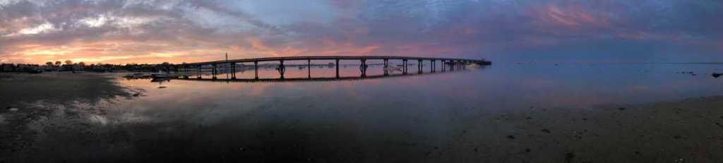 best time to visit provincetown coastguard pier