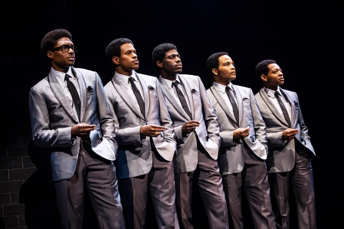 temptations musical