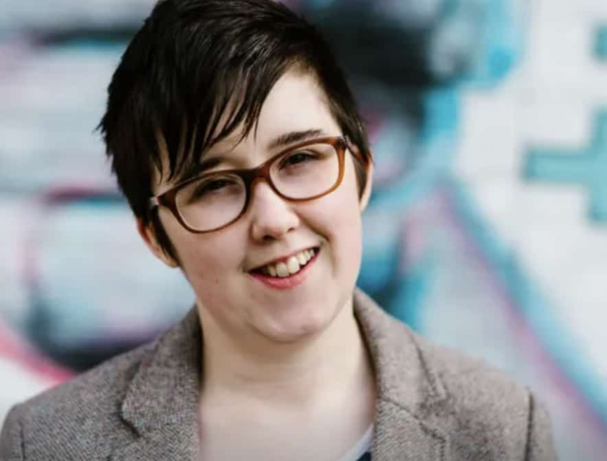 Suspect charged in shooting death of Irish journalist Lyra McKee