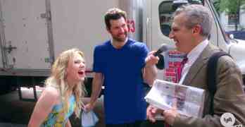 Kate Mckinnon billy eichner