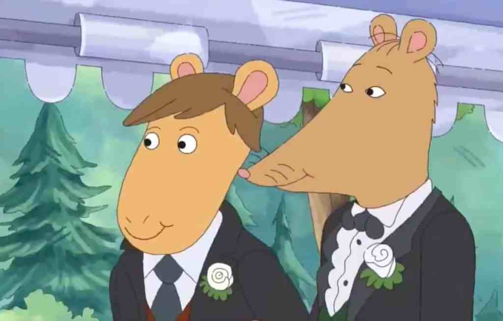 mr ratburn gay