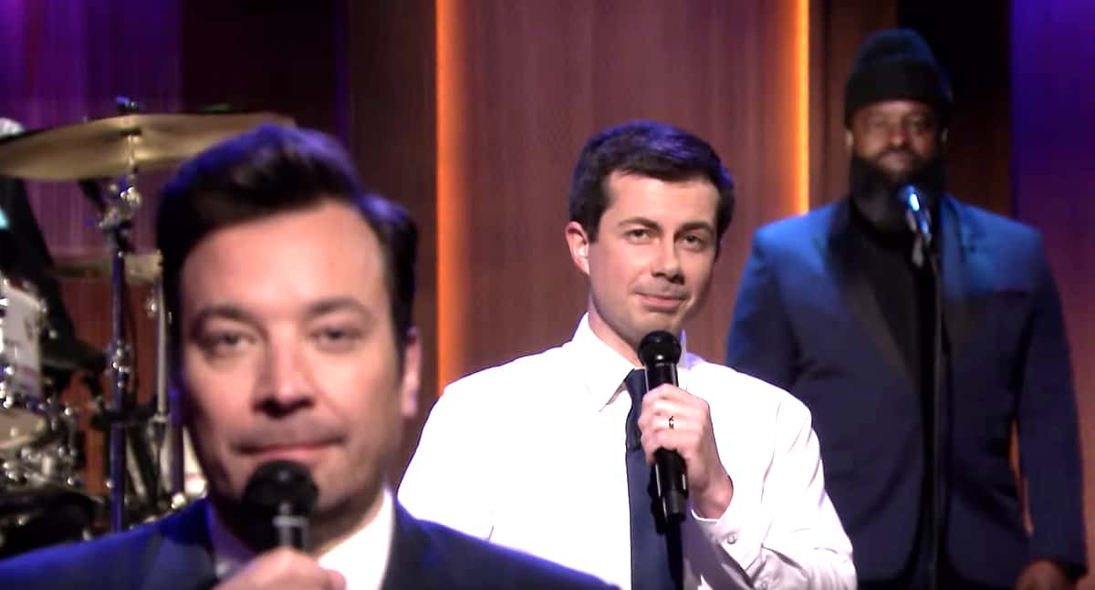 Mayor Pete Slow Jams The News With Fallon