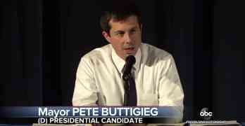 Pete Buttigieg police shooting