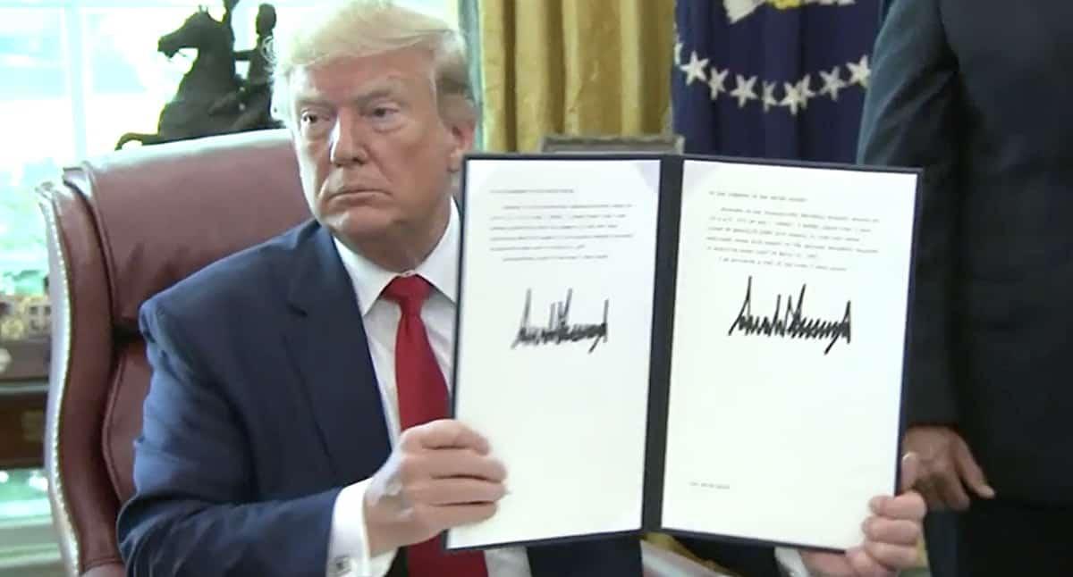 Trump Iran sanctions