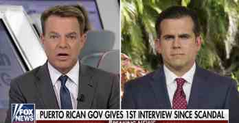 Shep Smith Ricardo Rossello