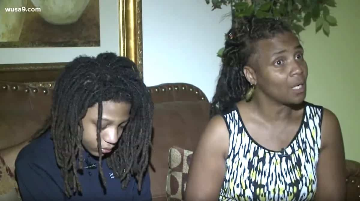 Boys accused of pinning down black girl and cutting dreadlocks CBS News