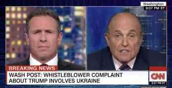 Rudy Giuliani Ukraine