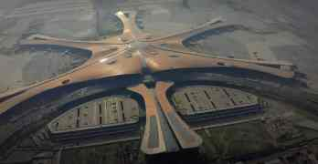 Zaha Hadid airport Beijing
