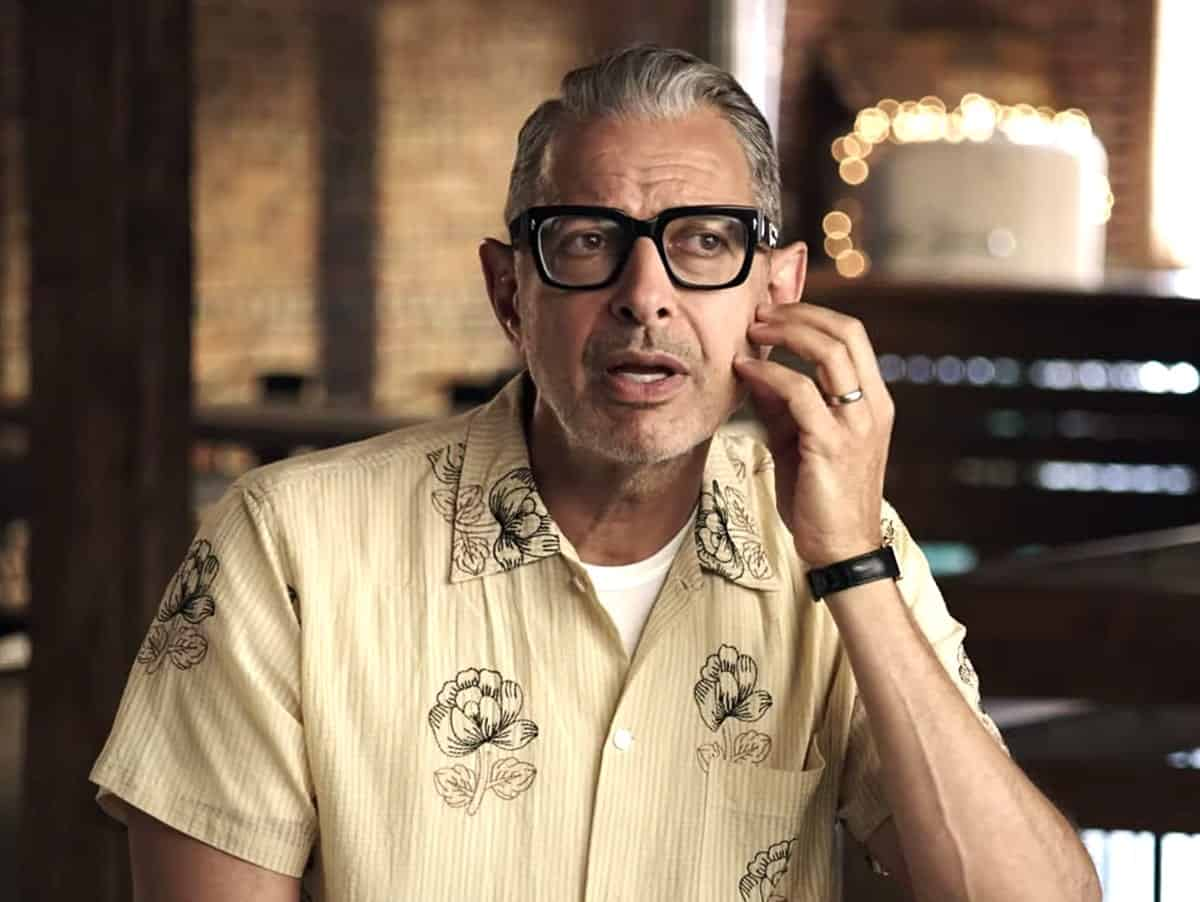 Jeff Goldblum gay brother