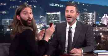 Jonathan Van Ness Jimmy Kimmel