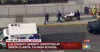 Santa Clarita shooting