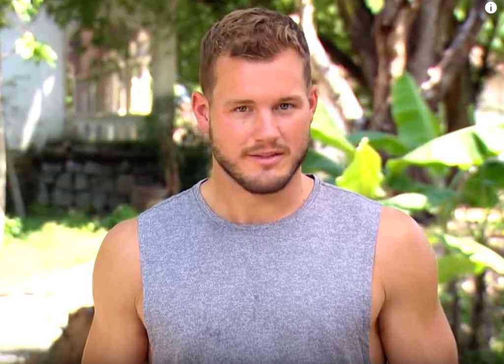 Colton Underwood gay