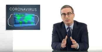 John Oliver coronavirus episode
